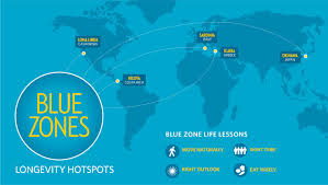 Blue Zones Living Longer 9 Lessons