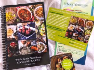 Whole Foods Plant Based Cooking Class