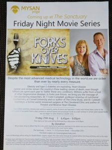 Fork Over Knives - Friday Night Movie